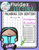 Nonsense Words Fluency/ Spanish (Fluidez Palabras sin Sentido)