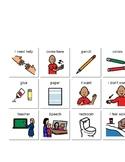 Nonverbal/low-verbal Basic Needs at School