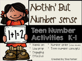 Nothin' But Number Sense (Teen Number focus)