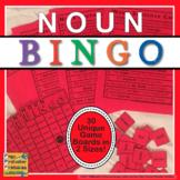Nouns Bingo