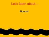 Nouns Presentation & Activities