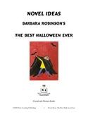 Novel Ideas: Barbara Robinson's The Best Halloween Ever