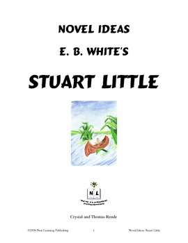 Novel Ideas: E. B. White's Stuart Little