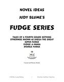 Novel Ideas: Judy Blume's Fudge Series