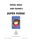 Novel Ideas: Judy Blume's Super Fudge