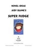 Novel Ideas: Judy Blume's Super Fudge