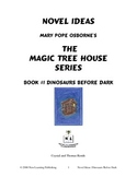 Novel Ideas: Magic Tree House #1: Dinosaurs Before Dark