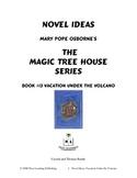 Novel Ideas: Magic Tree House #13: Vacation Under the Volcano