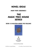 Novel Ideas: Magic Tree House #13: Vacation Under the Volcano