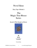 Novel Ideas: Magic Tree House #2: The Knight at Dawn