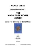 Novel Ideas: Magic Tree House #20: Dingoes at Dinnertime
