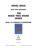 Novel Ideas: Magic Tree House #20: Dingoes at Dinnertime