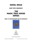 Novel Ideas: Magic Tree House #22: Revolutionary War on Wednesday