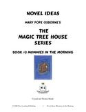 Novel Ideas: Magic Tree House #3: Mummies in the Morning