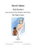 Novel Ideas - Rick Riordan's Percy J & the Oly. Titan's Curse