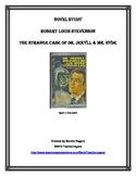Dr. Jekyll & Mr. Hyde: Middle School Novel Study