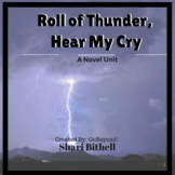 Novel Studies:  Roll of Thunder, Hear My Cry by Mildred D. Taylor