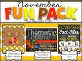 November Fun Pack!