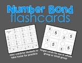 Number Bond Flashcards