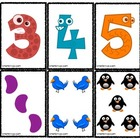 Number Cards to 20 for Building Numeracy Skills