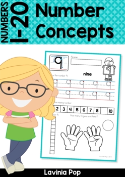 Number Concepts 1-20