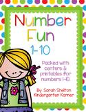 Number Fun 1-10