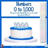 Number Grid to 1000