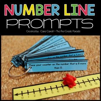 Number Line Prompts