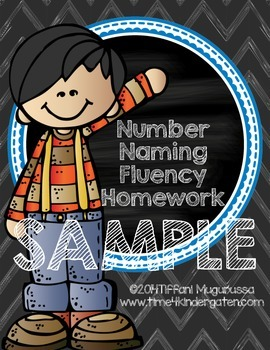 Number Naming Fluency