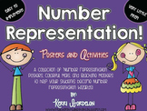 Number Representation! Numbers 1-30 Unit