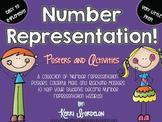 Number Representation! Numbers 1-30 Unit