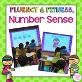 Number Sense Fluency & Fitness Bundle