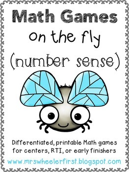 Number Sense Math Games