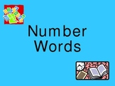 Number Words Powerpoint