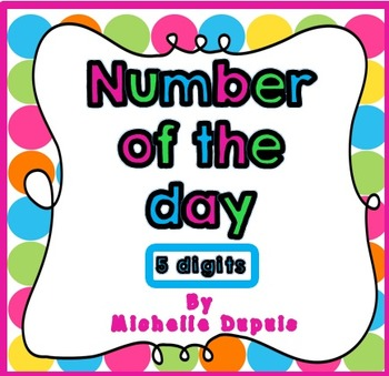 Number of the Day