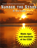 Number the Stars Activities, Questions, Quizzes - Print and Go!