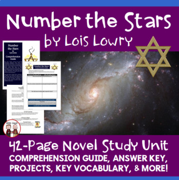 Number the Stars Reading Comprehension Activity Guide