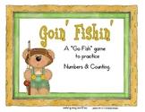 Numbers 0-20 - Goin' Fishin' Game
