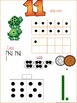 Numbers 1 - 20 Anchor Charts and Student Books