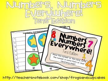 Numbers, Numbers--Tens