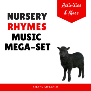 Nursery Rhymes Music Mega-Set {Growing Bundle}