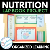 Nutrition Lap Book and Mini-Books