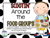 Nutrition Scoot- A Game to Review Nutrition Concepts