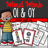 OI and OY Word Work
