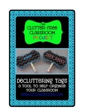ORGANIZE YOUR CLASSROOM or HOME w/ SORTING LABELS