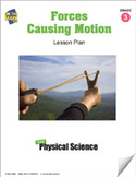 Forces Causing Motion Lesson Plan  **Sale Price $2.77  - R