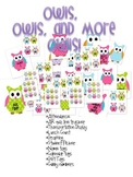 OWLS,OWLS, and more OWLS