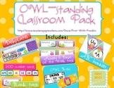 OWLstanding Classroom Bundle
