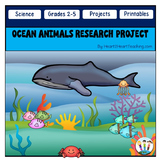 Ocean Animal Mural Project & Rubric
