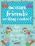 Ocean Friends! Writing Center